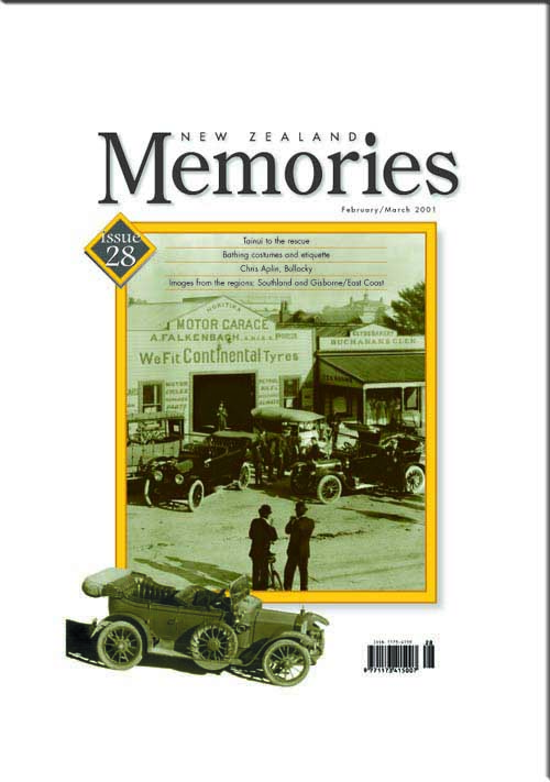 New Zealand Memories Issue 28