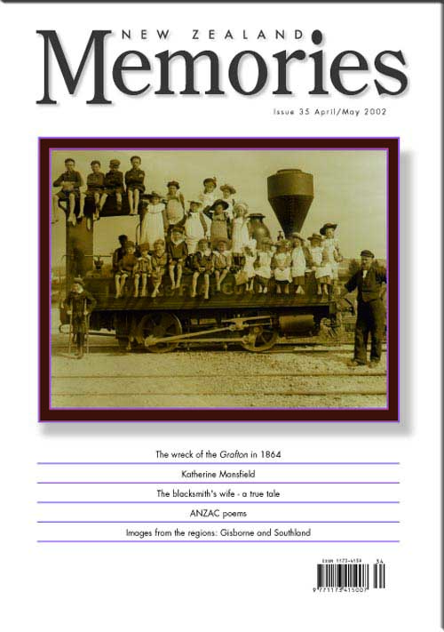 New Zealand Memories Issue 35